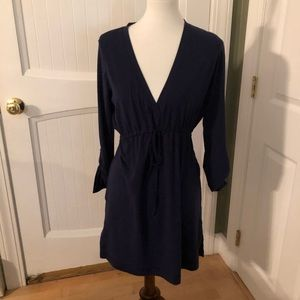 f3fbad13ebce8 L.L. Bean Swim | Terry Caftan Hooded Cover Up | Poshmark
